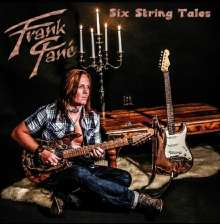 Frank Pane: Six String Tales, CD