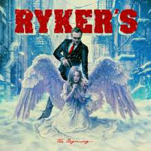 Ryker's: The Beginning Doesn't Know The End (Blue/White Vinyl), LP