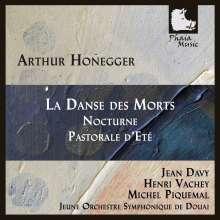 Arthur Honegger (1892-1955): La Danse des Morts, CD