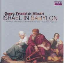 Georg Friedrich Händel (1685-1759): Israel in Babylon (Exklusiv für jpc), 2 CDs