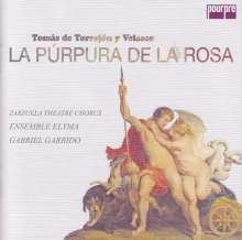 Tomas de Torrejon y Velasco (1644-1728): La Purpura de la Rosa (Exklusiv für jpc), 2 CDs