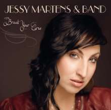 Jessy Martens: Break Your Curse, CD