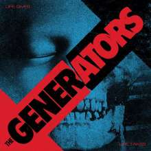 The Generators: Life Gives Life Takes, CD