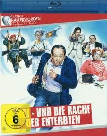 Didi und die Rache der Enterbten (Blu-ray), Blu-ray Disc
