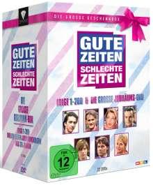 GZSZ - Gute Zeiten, schlechte Zeiten (Megabox), 22 DVDs