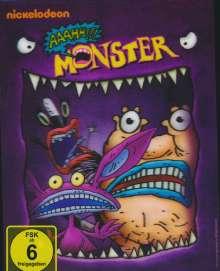 Aaahh!!! Monster (Komplette Serie), 8 DVDs
