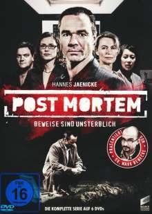 Post Mortem (Komplette Serie), 6 DVDs
