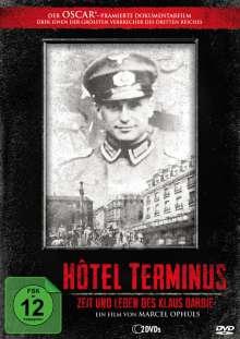 Hotel Terminus - Zeit und Leben des Klaus Barbie, DVD