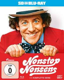 Nonstop Nonsens (Komplette Serie) (SD on Blu-ray), Blu-ray Disc