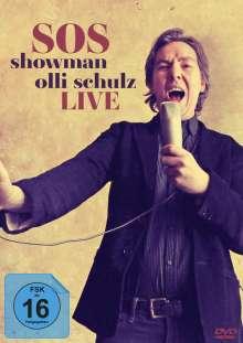 SOS: Showman Olli Schulz - Live, DVD