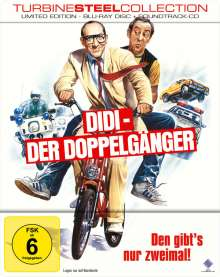 Didi - Der Doppelgänger (Blu-ray & CD im Steelbook), 2 Blu-ray Discs