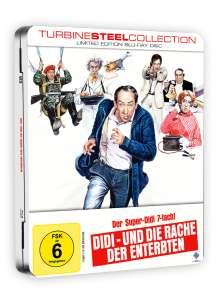 Didi - Und die Rache der Enterbten (Blu-ray & CD im Steelbook), 2 Blu-ray Discs