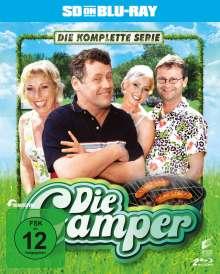 Die Camper (Komplette Serie) (SD on Blu-ray), 2 Blu-ray Discs