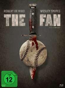 The Fan (1996) (Blu-ray & DVD im Mediabook), 1 Blu-ray Disc und 1 DVD