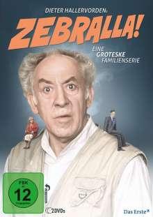 Zebralla!, 2 DVDs