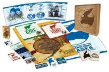 Ausgerechnet Alaska (Komplette Serie in Holzbox), 28 DVDs