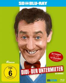 Didi - Der Untermieter (Komplette Serie) (SD on Blu-ray), Blu-ray Disc