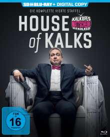 Kalkofes Mattscheibe - Rekalked! Staffel 4 (SD on Blu-ray), Blu-ray Disc