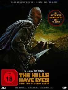 The Hills Have Eyes (1977) (Blu-ray & DVD im Digipak), Blu-ray Disc
