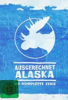 Ausgerechnet Alaska (Komplette Serie), 28 DVDs