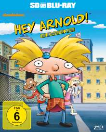 Hey Arnold! (Komplette Serie) (SD on Blu-ray), 2 Blu-ray Discs