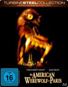 An American Werewolf in Paris (Blu-ray im FuturePak), Blu-ray Disc