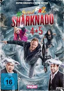 #SchleFaZ - Sharknado 4 & 5, 2 DVDs