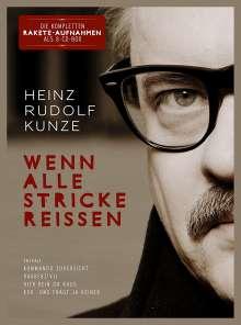 Heinz Rudolf Kunze: Wenn alle Stricke reißen (Limited-Edition), 8 CDs
