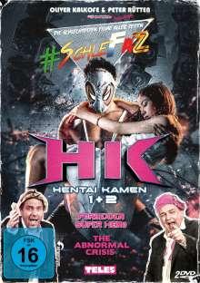 #SchleFaZ - Hentai Kamen 1 & 2, 2 DVDs