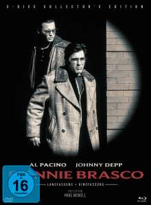 Donnie Brasco (Blu-ray & DVD im Mediabook), 2 Blu-ray Discs