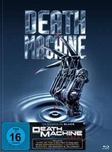 Death Machine (Blu-ray & DVD im Mediabook), 2 Blu-ray Discs