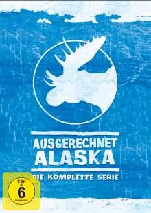 Ausgerechnet Alaska (Komplette Serie) (Vanilla Edition), 28 DVDs