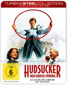 Hudsucker (Blu-ray im FuturePak), Blu-ray Disc