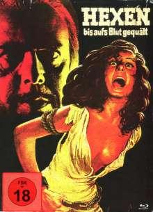 Hexen bis aufs Blut gequält (Blu-ray & DVD im Mediabook), Blu-ray Disc