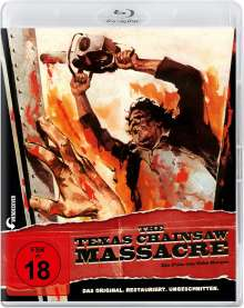 Texas Chainsaw Massacre (1974) (Blu-ray Mastered in 4K), Blu-ray Disc