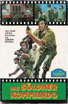 Das Söldnerkommando (Limited Collector's Edition im VHS-Design) (Blu-ray), Blu-ray Disc