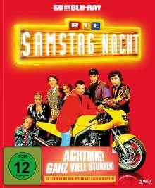 RTL Samstag Nacht - Das Beste aus allen fünf Staffeln (SD on Blu-ray im Mediabook), 3 Blu-ray Discs