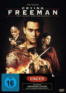 Crying Freeman, DVD