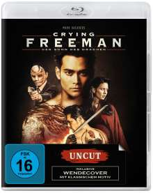 Crying Freeman (Blu-ray), Blu-ray Disc