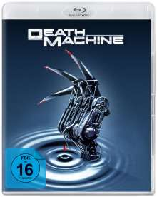 Death Machine (Blu-ray), Blu-ray Disc