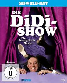 Die Didi-Show (SD on Blu-ray), Blu-ray Disc