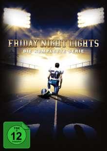 Friday Night Lights (Komplette Serie), 22 DVDs