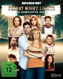 Friday Night Lights (Komplette Serie) (SD on Blu-ray), 4 Blu-ray Discs