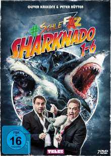#SchleFaZ - Sharknado 1-6, 7 DVDs