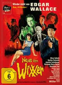 Neues vom Wixxer (Blu-ray im Mediabook), 2 Blu-ray Discs