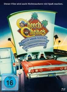 Cheech & Chong: Noch mehr Rauch um überhaupt nichts (Blu-ray & DVD im Mediabook), 1 Blu-ray Disc und 1 DVD