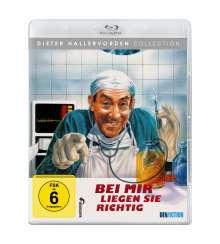 Bei mir liegen Sie richtig (Blu-ray), Blu-ray Disc