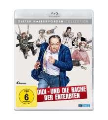 Didi - Und die Rache der Enterbten (Blu-ray), Blu-ray Disc