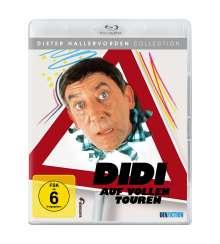 Didi - Auf vollen Touren (Blu-ray), Blu-ray Disc