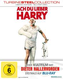 Ach du lieber Harry (Blu-ray im Steelbook), Blu-ray Disc